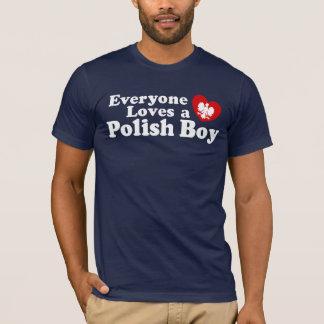 Everyone Loves a Polish Boy T-Shirt