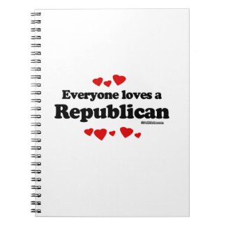 Everyone loves a Republican Notebooks