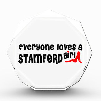 Everyone loves a Stamford girl Awards