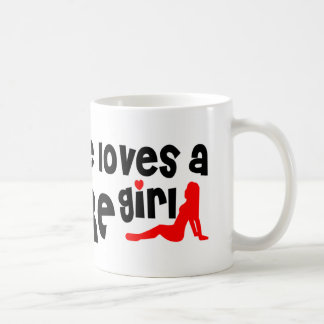 Everyone loves a Tulare girl Classic White Coffee Mug
