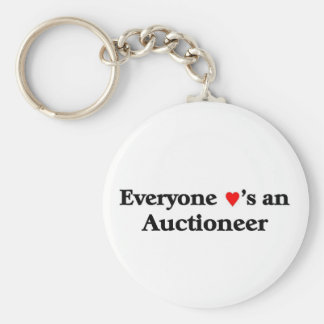 Everyone loves an Auctioneer Keychain