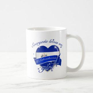 Everyone Loves An El salvadorian Girl Mugs