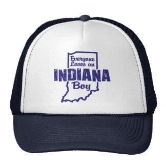 Everyone Loves an Indiana Boy Trucker Hat