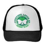 Everyone Loves an Irish Dad Trucker Hats