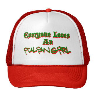 Everyone Loves An Italian Girl Trucker Hat