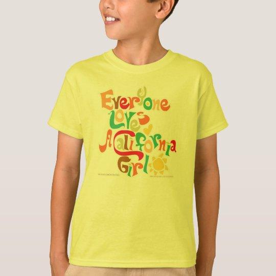 Everyone Loves California Girls T-Shirt