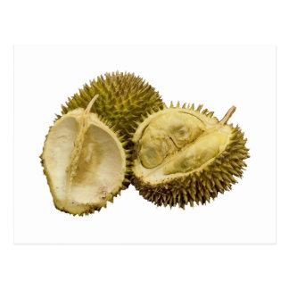 Everyone loves durian! postcard