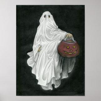 Everyone Loves Halloween! Poster