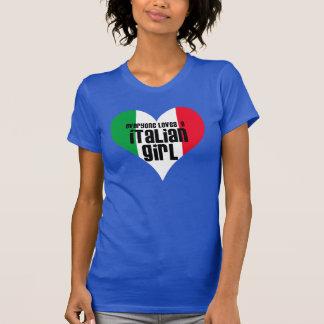 everyone loves italian girl shirts