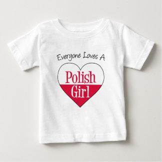 Everyone Loves Polish Girl Tee Shirt