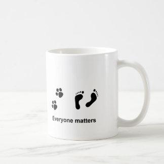Everyone matters - PAFi Coffee Mug