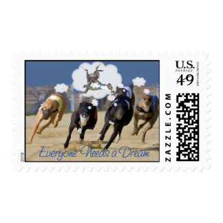 Everyone Needs a Dream Postage