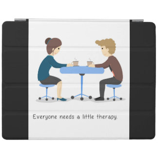 Everyone needs a little therapy - iPad Case