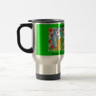 Everyone Needs Coffee Travel Mug