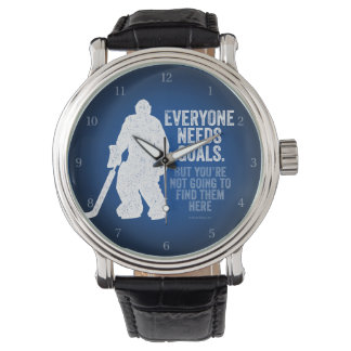 Everyone Needs Goals (Hockey) Watch