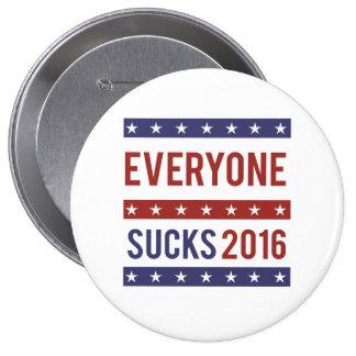 Everyone Sucks 2016 - -  Button