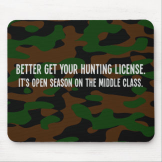 Everyone wants a piece of the middle class mouse pad