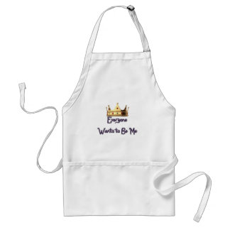Everyone Wants to Be Me Apron