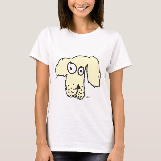 Everyone's Cream/Beige Dog T-Shirt