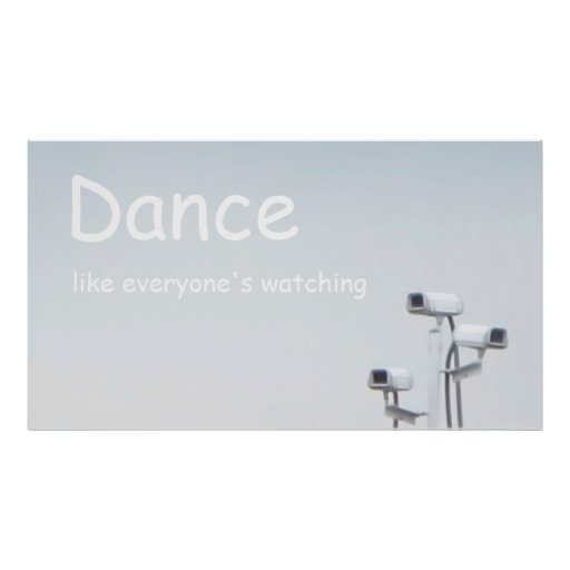 Everyone's Watching Poster