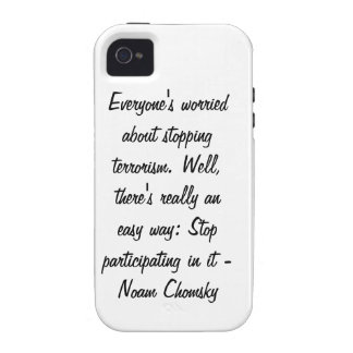 Everyone's worried about stopping terrorism... Case-Mate iPhone 4 case