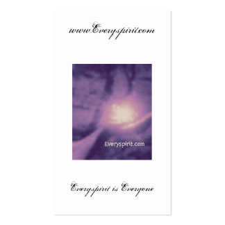 Everyspirit Profile Website Card