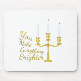 Everything Brighter Mouse Pad