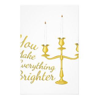 Everything Brighter Stationery