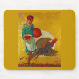 Everything but the turkey mouse pad