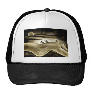 Everything Carries Me To You Mesh Hats