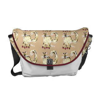 Everything Cats Design Courier Bags