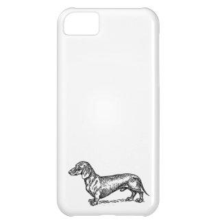 Everything Dachshund iPhone 5C Case