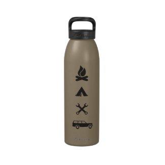 Everything FJ60 Water Bottle