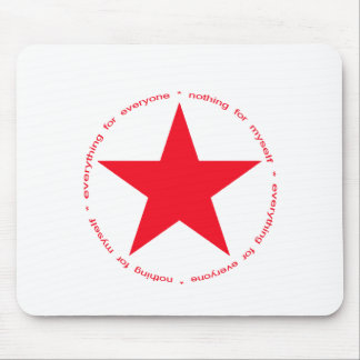 Everything For Everyone Mouse Pad