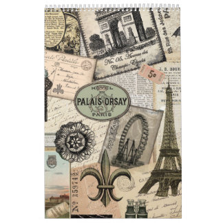 Everything French calendar