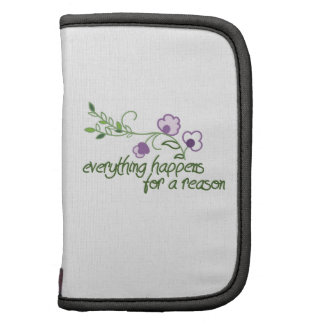 Everything Happens for a Reason Planner