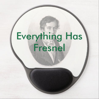Everything Has Fresnel Gel Mouse Mat