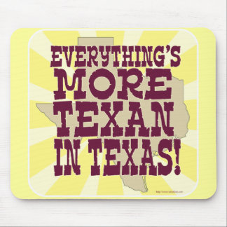 Everything in Texas! Mouse Mats