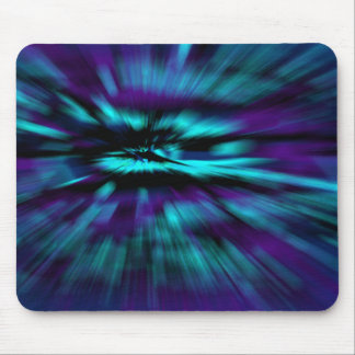 Everything is a blur mouse pad