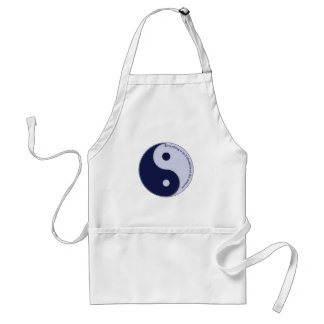 Everything Is As It Should Be at this moment Adult Apron