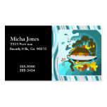 Everything Is Better At The Beach Business Cards