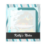 Everything Is Better At The Beach Memo Note Pad