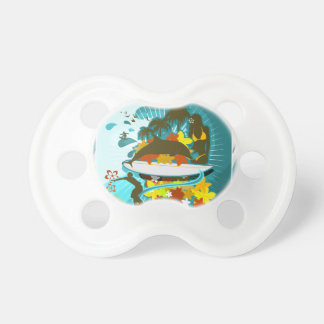 Everything Is Better At The Beach Pacifiers