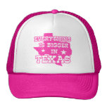 Everything is bigger in Texas Mesh Hats