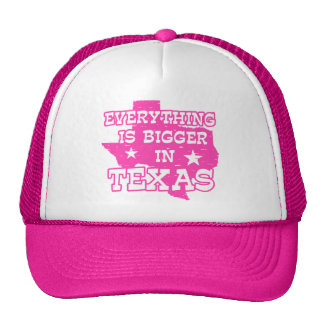 Everything is bigger in Texas Trucker Hat