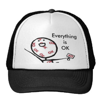 Everything is OK Hat
