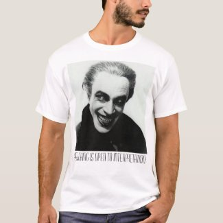 Everything is open to interpretation. T-Shirt