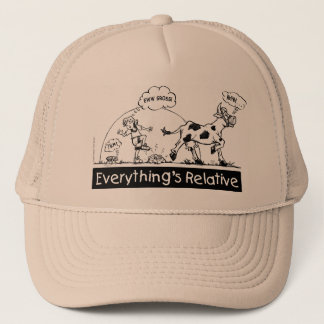 Everything is Relative Trucker Hat