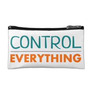 """Everything is under control trusses "" Makeup Bag"
