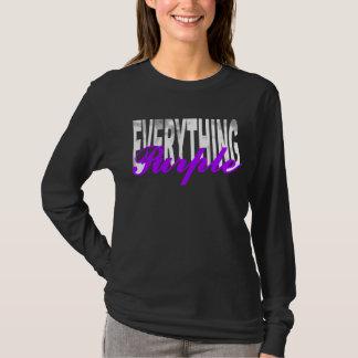 Everything Purple T-Shirt